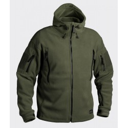 PATRIOT HEAVY FLEECE JACKET