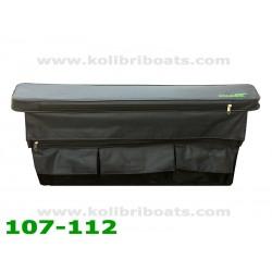 Soft Seat With Pockets  KM400D-KM450D